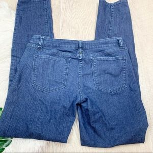 Prana Med Wash Straight Skinny Denim Jeans 3134